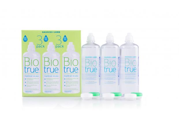 Biotrue Pack Eco 3x300ml