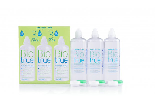 Biotrue Pack Eco 3x300ml