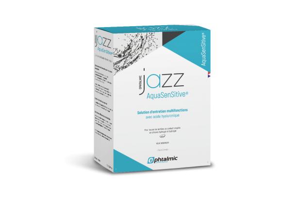 Jazz Aqua Sensitive 3x350ml