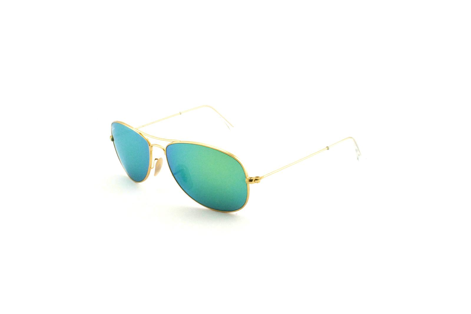 Taille Lunette Ray Ban Cockpit « Heritage Malta d4916d9393a9