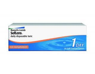 SOFLENS DAILY DISPOSABLE FOR ASTIGMATISM 30