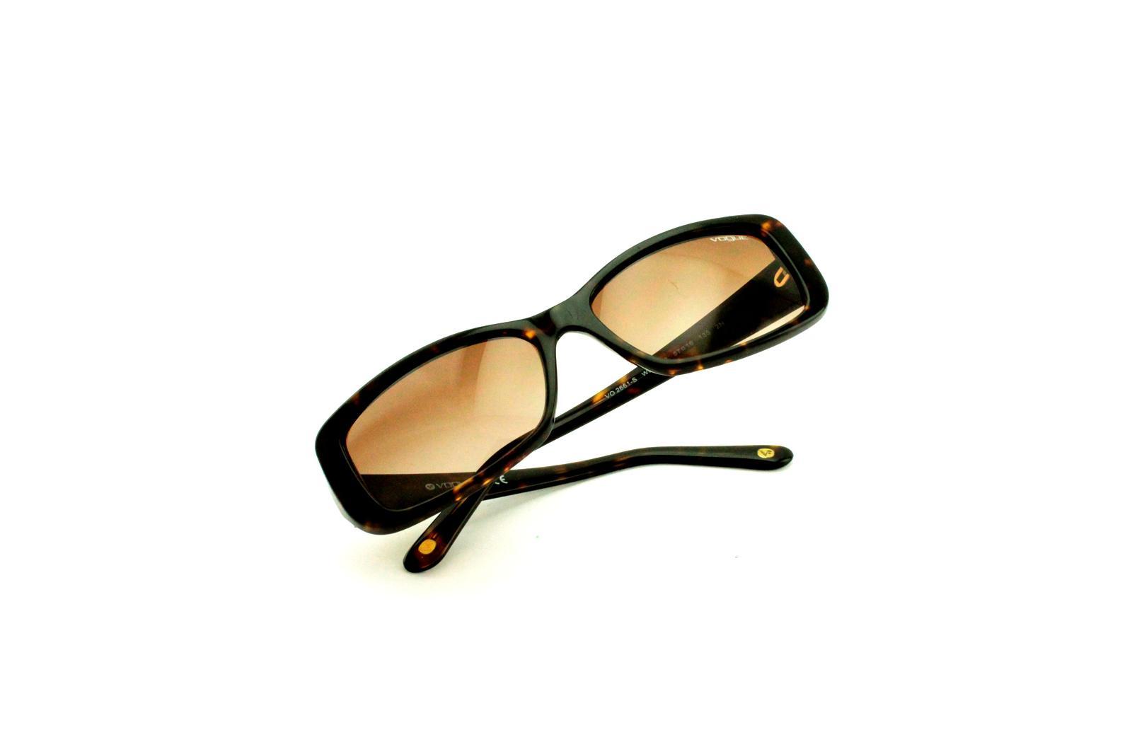 Couleur Taille Soleil Ecaille 57 Lunettes De 2661s Vogue W65613 xCreodBW