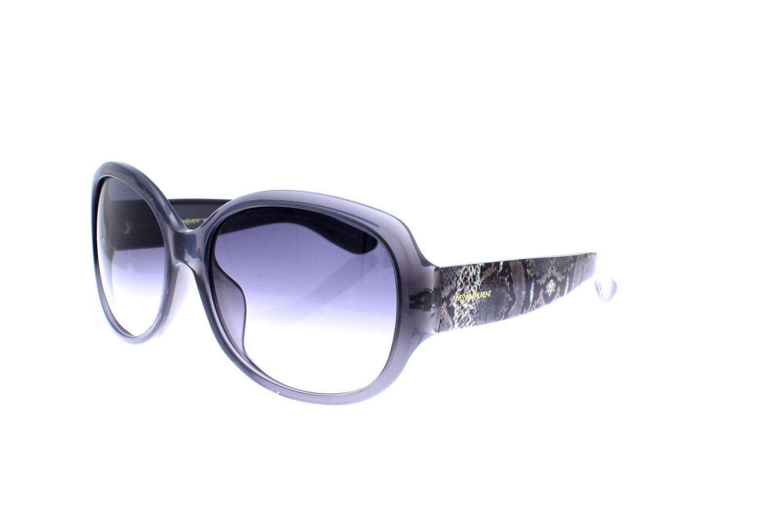 lunettes de soleil yves saint laurent ysl 6355 f s yya9c 59 pas cher optical discount. Black Bedroom Furniture Sets. Home Design Ideas