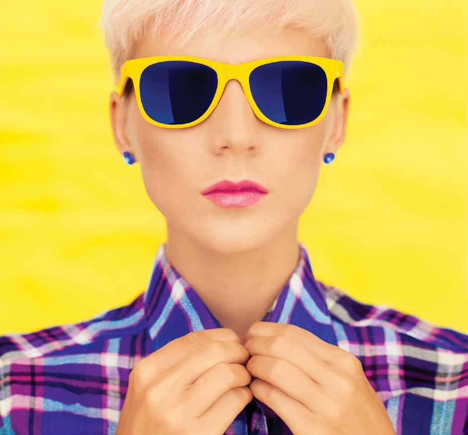 3fa7e80565 Si les lunettes de soleil permettent d'affirmer une allure et d'apporter la  petite « touche en plus » à un look, elles ont également une fonction ...